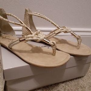 Jessica Simpson Cameo strappy sandals